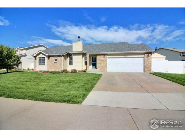6221 W 3rd St Rd, Greeley, CO 80634 (MLS #832403) :: The Forrest Group