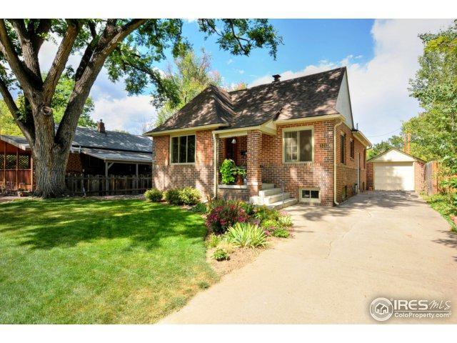 321 W 6th St, Loveland, CO 80537 (MLS #832441) :: 8z Real Estate