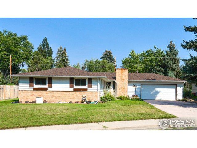 2520 Lake Dr, Loveland, CO 80538 (MLS #832479) :: 8z Real Estate