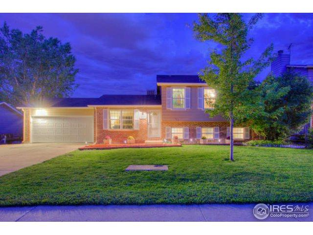 404 E 50th St, Loveland, CO 80538 (MLS #832500) :: Downtown Real Estate Partners