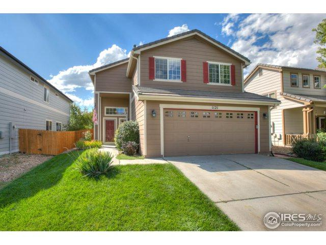 1121 Lochmore Pl, Fort Collins, CO 80524 (MLS #832507) :: The Forrest Group