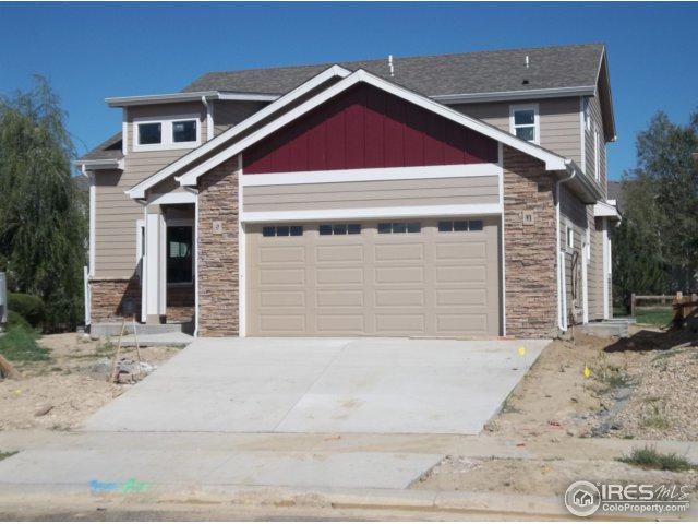 1500 61st Ave Ct, Greeley, CO 80634 (MLS #832510) :: The Forrest Group