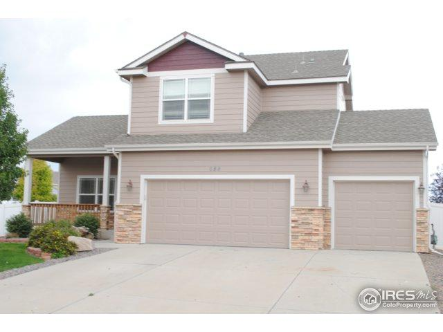 688 Shoshone Ct, Windsor, CO 80550 (MLS #832517) :: The Forrest Group