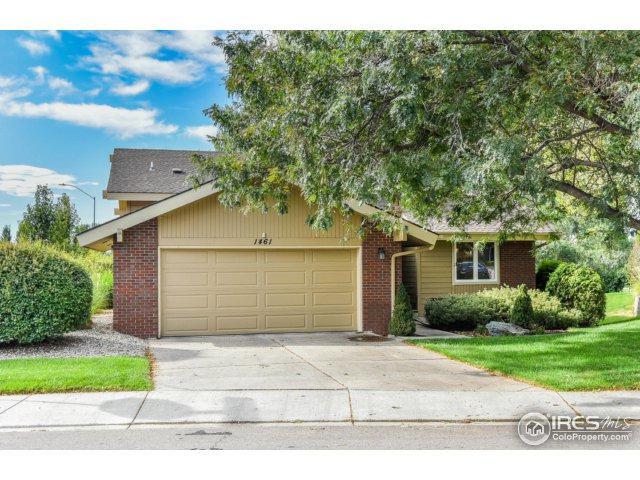 1461 Hummel Ln, Fort Collins, CO 80525 (MLS #832534) :: The Forrest Group