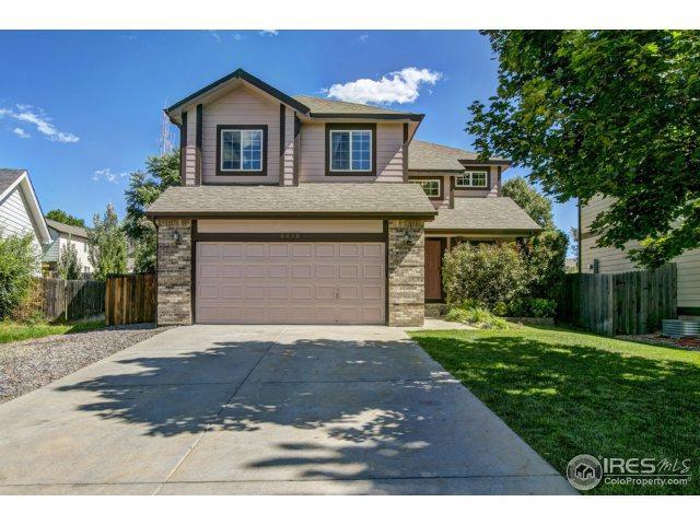 6810 Summerset Ave, Longmont, CO 80504 (MLS #832540) :: 8z Real Estate