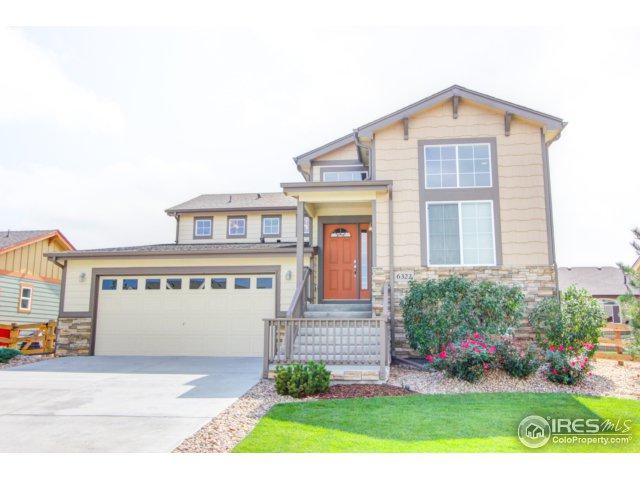 6322 W 13th St Rd, Greeley, CO 80634 (MLS #832541) :: The Forrest Group
