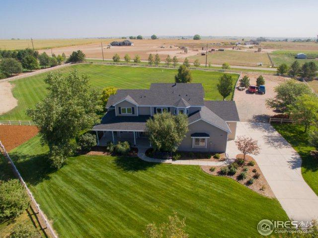 935 Goshawk Rd, Eaton, CO 80615 (MLS #832547) :: The Forrest Group