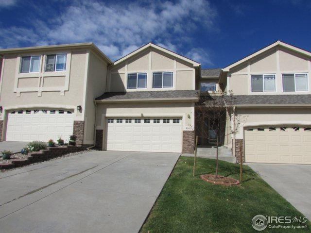4603 Chokecherry Trl #3, Fort Collins, CO 80526 (MLS #832549) :: The Forrest Group