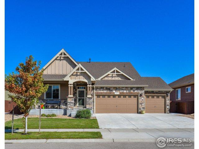 5876 Quarry St, Timnath, CO 80547 (MLS #832553) :: The Forrest Group