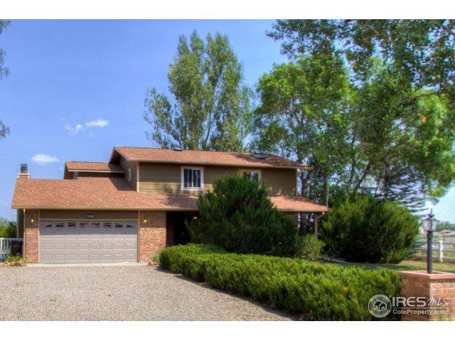 6217 Corinth Rd, Longmont, CO 80503 (MLS #832556) :: The Forrest Group