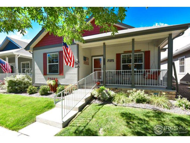 4711 Dillon Ave, Loveland, CO 80538 (MLS #832560) :: Downtown Real Estate Partners