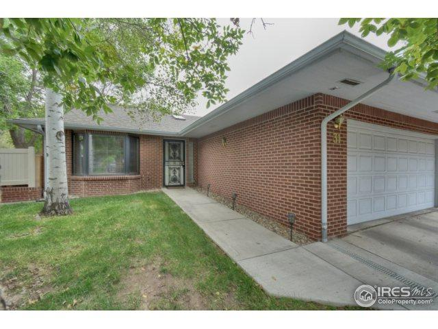 2700 Stanford Rd #31, Fort Collins, CO 80525 (MLS #832563) :: The Forrest Group