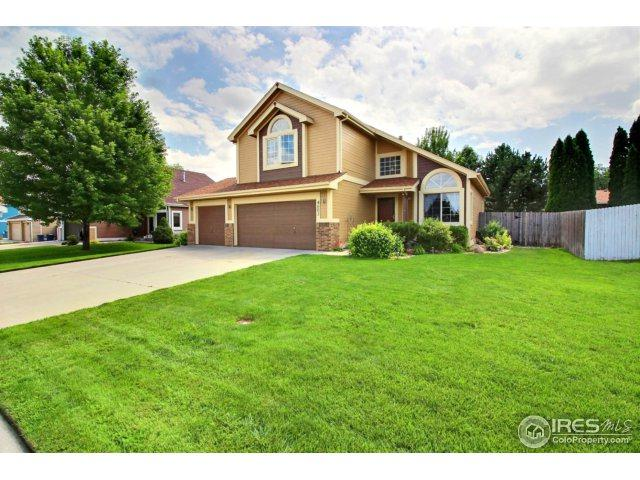 4602 W A St, Greeley, CO 80634 (MLS #832573) :: The Forrest Group