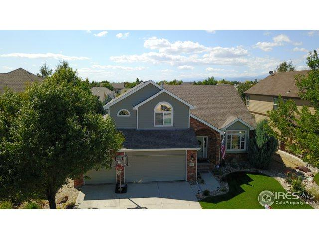 3321 Wild View Dr, Fort Collins, CO 80528 (MLS #832576) :: The Forrest Group