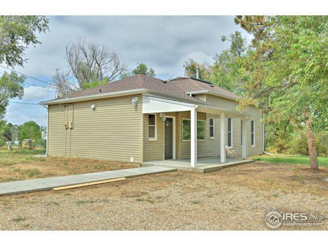25800 County Road 54 1/4, Kersey, CO 80644 (MLS #832578) :: The Forrest Group