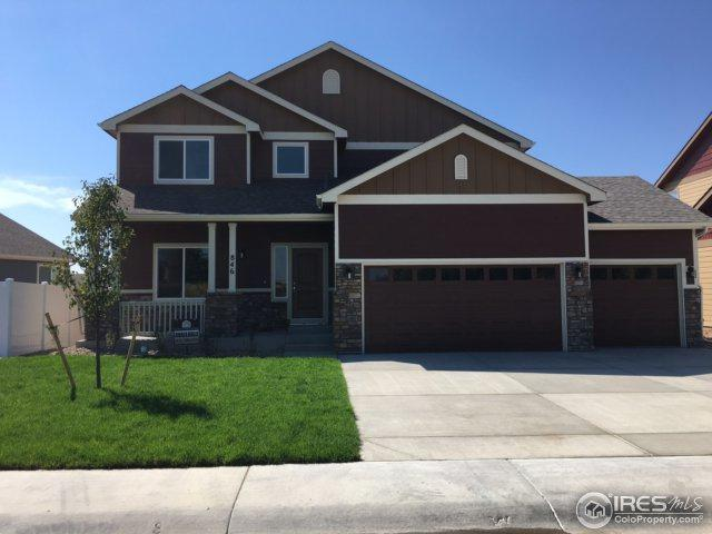 5301 Carmon Dr, Windsor, CO 80550 (MLS #832583) :: Downtown Real Estate Partners