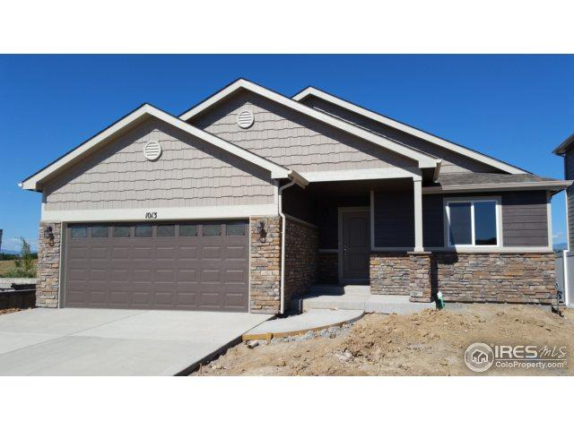 5945 Clarence Dr, Windsor, CO 80550 (MLS #832588) :: The Forrest Group