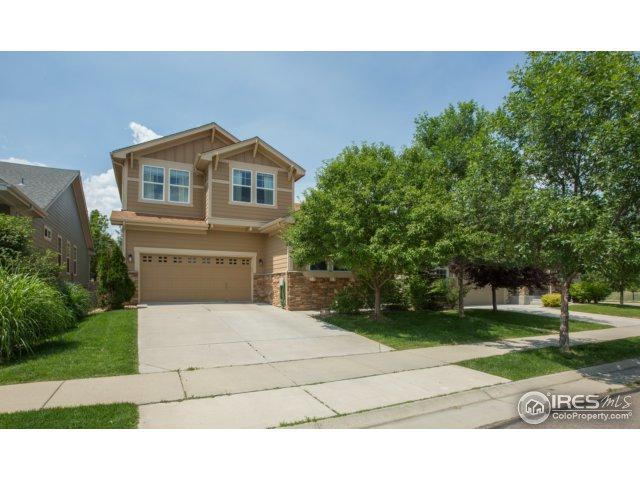 108 Alva Ct, Erie, CO 80516 (MLS #832592) :: The Forrest Group