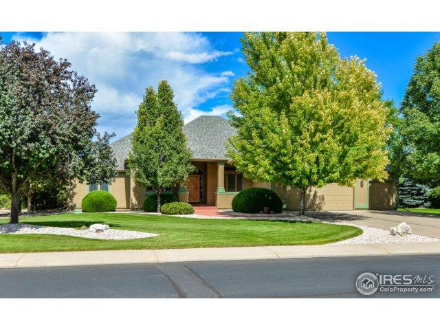 527 Valley View Rd, Loveland, CO 80537 (MLS #832593) :: Downtown Real Estate Partners