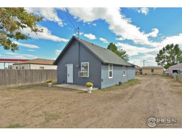 116 5th St, Gilcrest, CO 80623 (MLS #832598) :: The Forrest Group