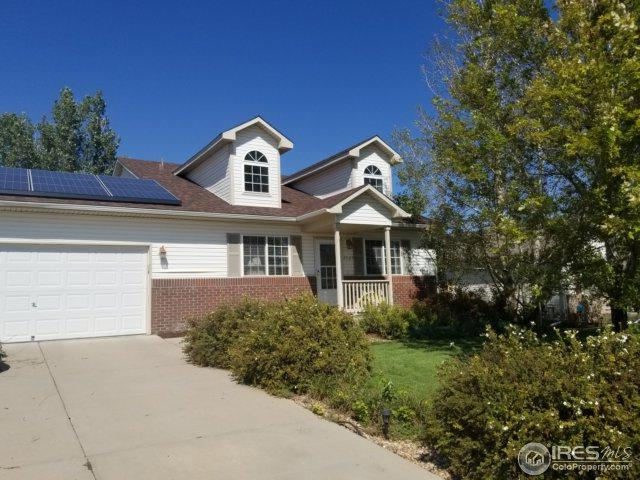 2607 Haven Ct, Evans, CO 80620 (MLS #832602) :: The Forrest Group