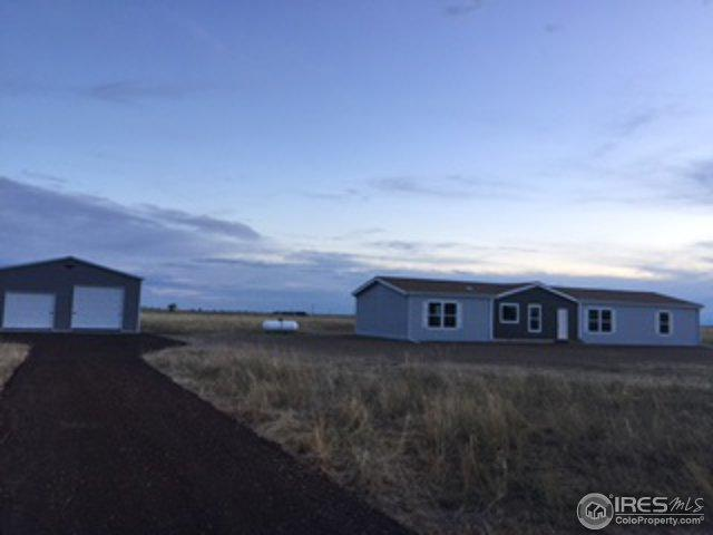 50992 County Road 57, Ault, CO 80610 (MLS #832603) :: The Forrest Group