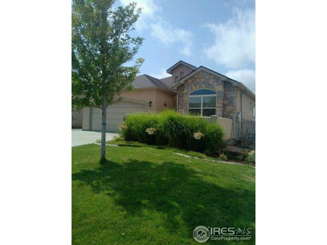 2001 81st Ave Ct, Greeley, CO 80634 (MLS #832614) :: The Forrest Group