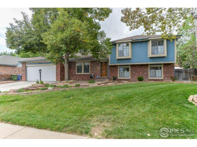 3017 Hiawatha Dr, Loveland, CO 80538 (MLS #832615) :: Downtown Real Estate Partners