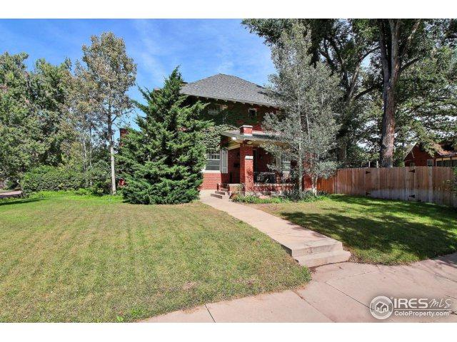 1127 18 St, Greeley, CO 80631 (MLS #832618) :: Downtown Real Estate Partners