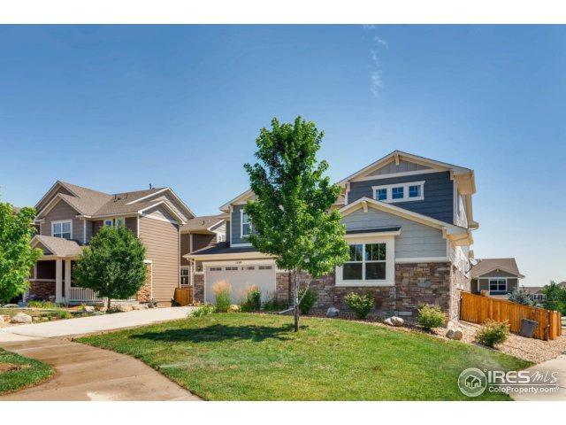 1559 Vale Pl, Erie, CO 80516 (MLS #832620) :: The Forrest Group