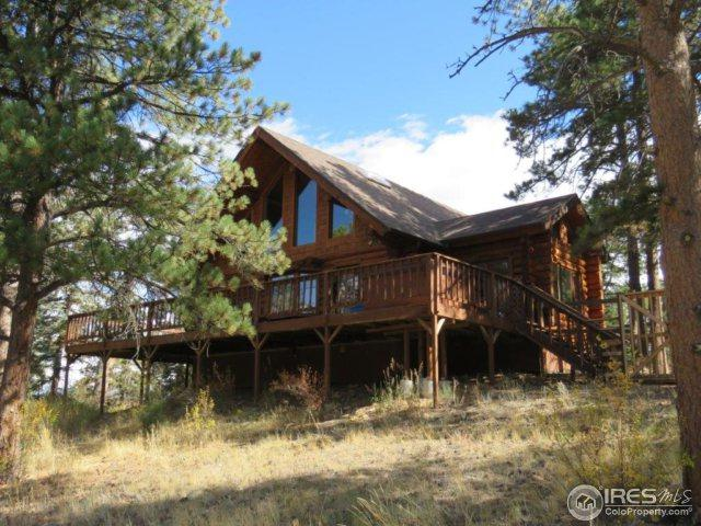 1670 Windham Dr, Estes Park, CO 80517 (MLS #832621) :: The Forrest Group