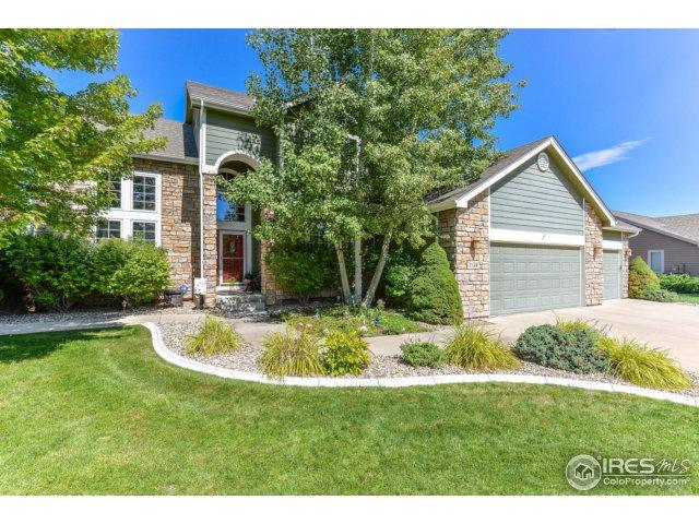 2108 Meander Rd, Windsor, CO 80550 (MLS #832622) :: The Forrest Group
