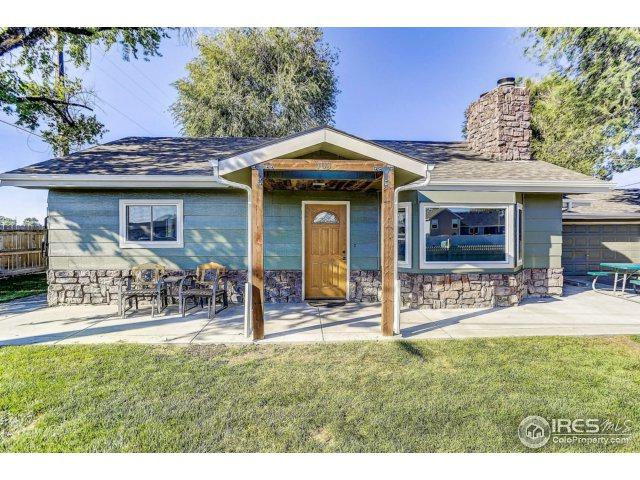 703 E 20th St, Greeley, CO 80631 (MLS #832631) :: Downtown Real Estate Partners