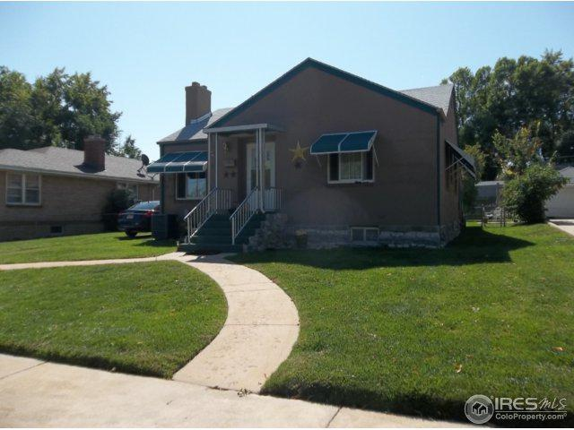 2152 10th St Rd, Greeley, CO 80631 (MLS #832638) :: Downtown Real Estate Partners