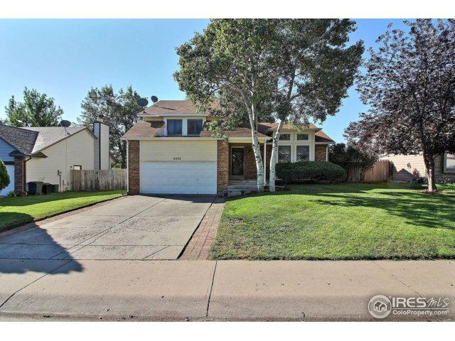 4936 W 8th St, Greeley, CO 80634 (MLS #832668) :: 8z Real Estate