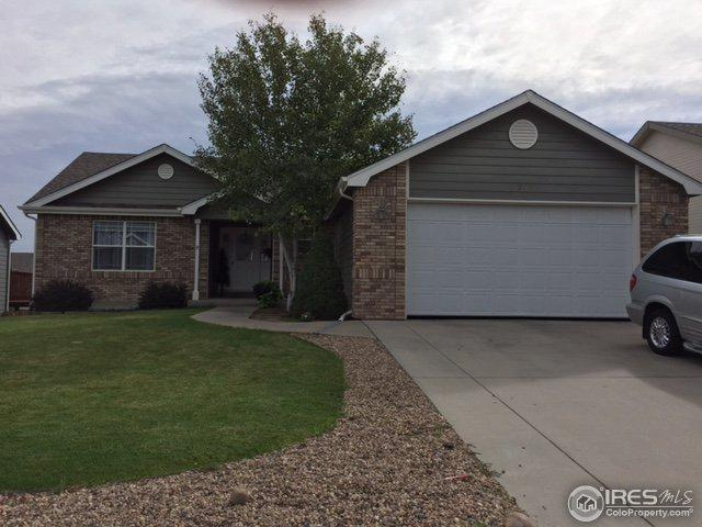 1712 69th Ave, Greeley, CO 80634 (MLS #832669) :: 8z Real Estate