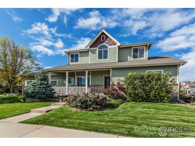1698 Colorado River Dr, Windsor, CO 80550 (MLS #832675) :: Downtown Real Estate Partners