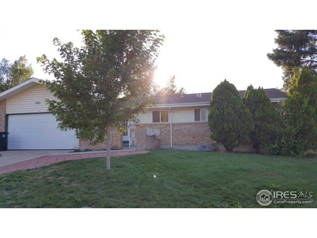 1903 34th Ave, Greeley, CO 80634 (MLS #832680) :: Downtown Real Estate Partners