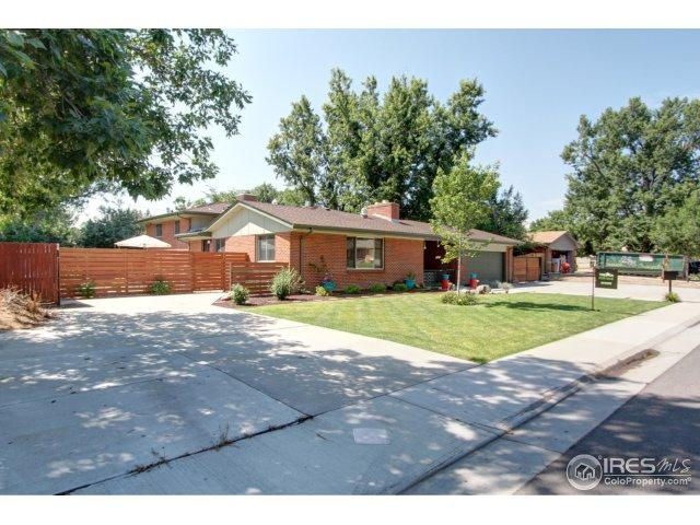 12276 W 34th Pl, Wheat Ridge, CO 80033 (MLS #832707) :: 8z Real Estate