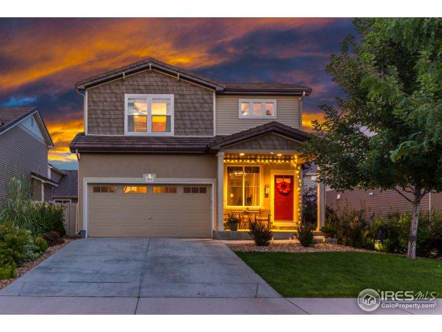 3813 Balsawood Ln, Johnstown, CO 80534 (MLS #832709) :: Downtown Real Estate Partners