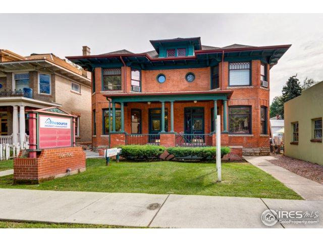 504 S College Ave, Fort Collins, CO 80521 (MLS #832718) :: Downtown Real Estate Partners