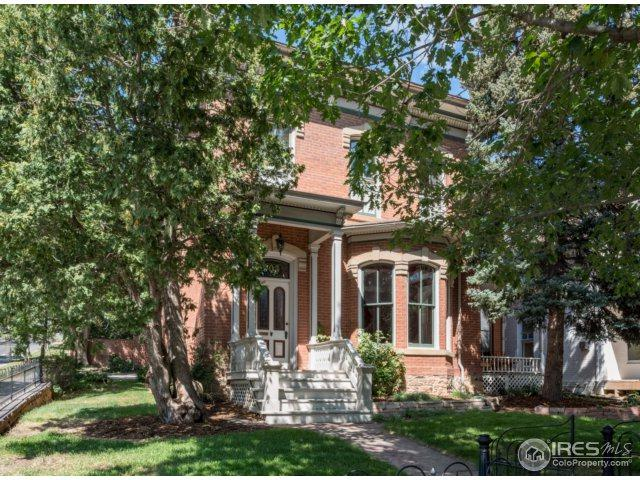 903 Pine St, Boulder, CO 80302 (#832722) :: The Margolis Team