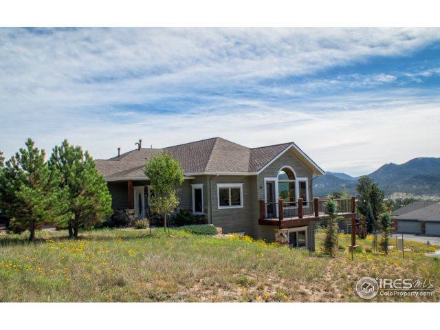 402 Overlook Ct, Estes Park, CO 80517 (MLS #832733) :: 8z Real Estate