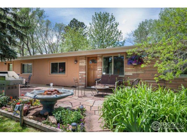 1303 Marshall Rd, Boulder, CO 80305 (#832735) :: The Margolis Team