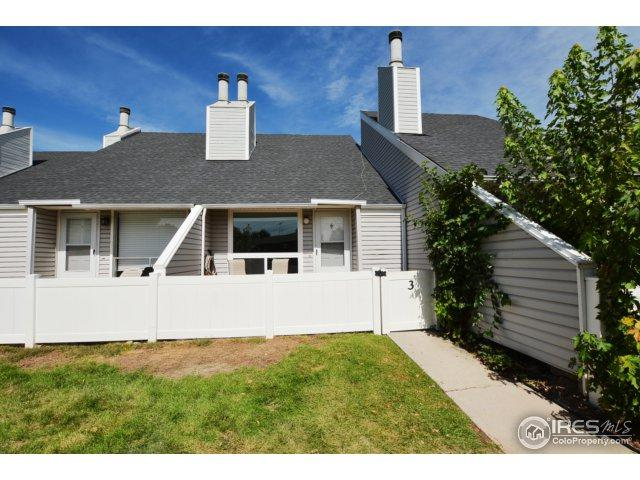 2721 19th St Dr 3B, Greeley, CO 80634 (MLS #832750) :: 8z Real Estate