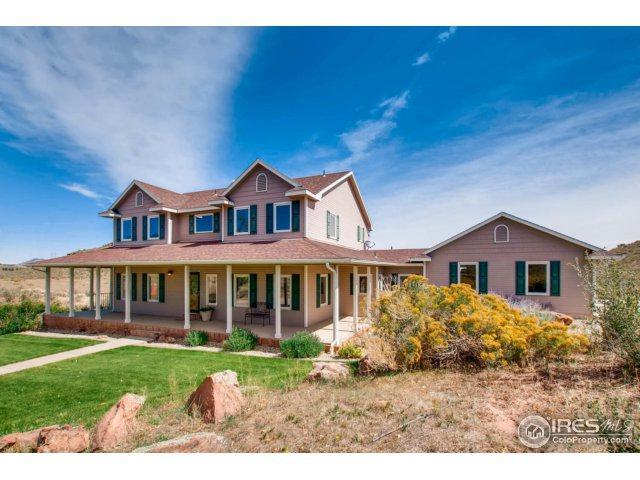 425 Rugged Rock Rd, Loveland, CO 80537 (MLS #832770) :: 8z Real Estate