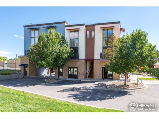 4645 Broadway St #4, Boulder, CO 80304 (#832787) :: The Margolis Team