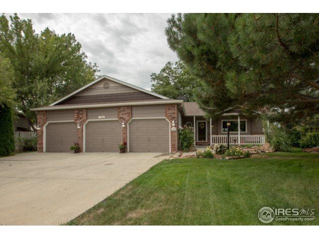 724 E 34th St, Loveland, CO 80538 (MLS #832790) :: 8z Real Estate