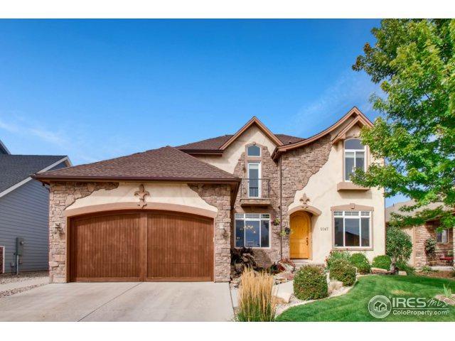 5047 Georgetown Dr, Loveland, CO 80538 (MLS #832798) :: 8z Real Estate