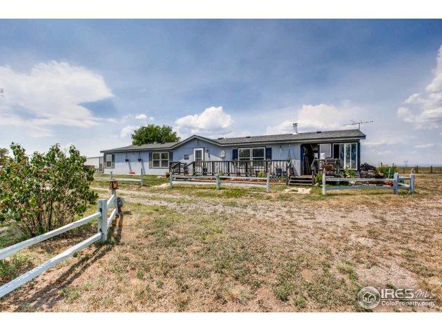 14517 N County Road 7, Wellington, CO 80549 (MLS #832801) :: 8z Real Estate